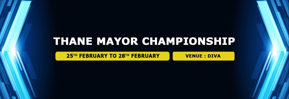 Thane mayor championship mob
