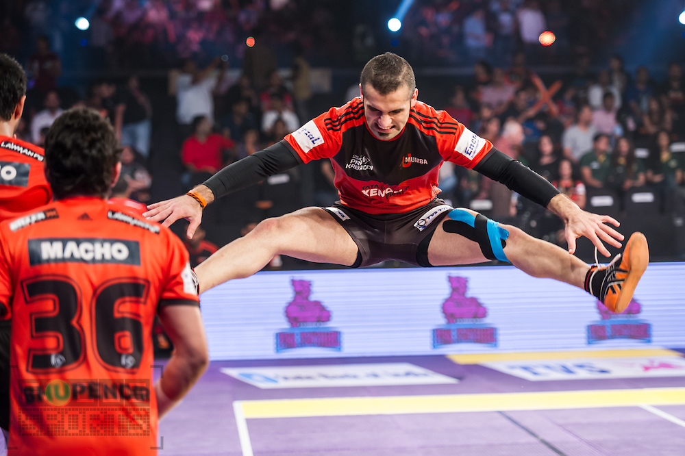 All time best playing 7 of PKL season 2 champions: U Mumba