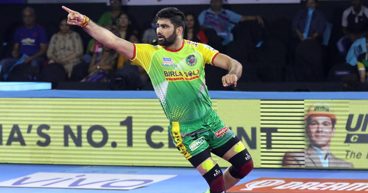 All-Time Playing 7 of the three time PKL winners: Patna Pirates