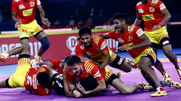 All-Time Best Playing 7 of the Gujarat Fortune Giants- The Youngest team in PKL