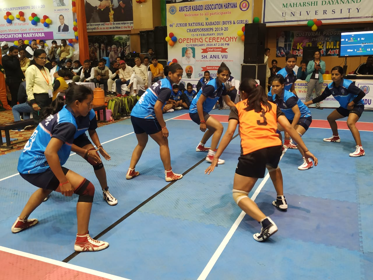 AKFI confirms Date and Venue for 47th Junior Nationals Kabaddi Championships!