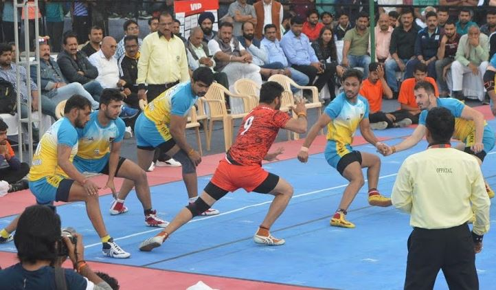 AKFI Announces Venue and Date for the 68th Senior National Kabaddi Championship!
