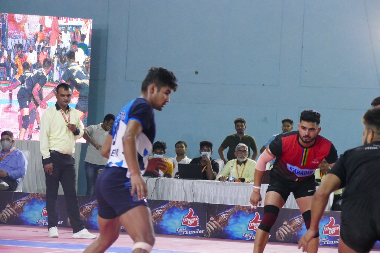 Top 5 Raiders who stole the show at the 68th Senior National Kabaddi Championship!