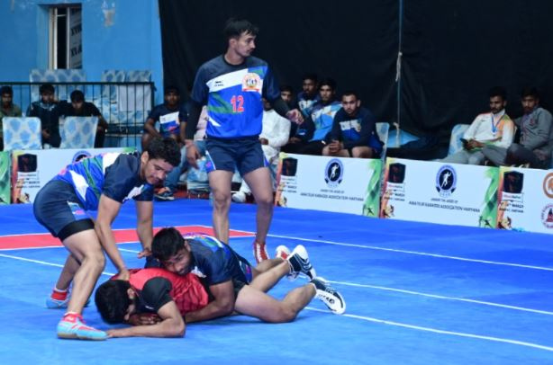 Narwal Kabaddi and Sports Academy : K7 Qualifiers Journey