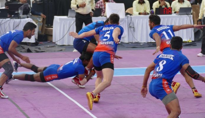 How to play Kabaddi? Defending rules