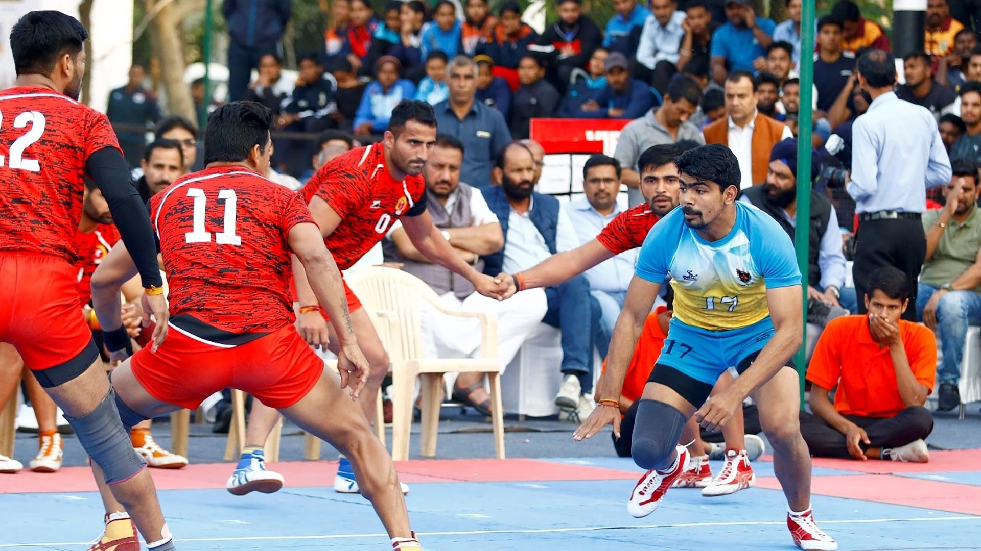 Haryana State Kabaddi Championships announced from 30th November 2021!