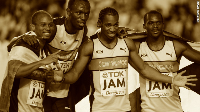 Jamaica's dominance in track and field