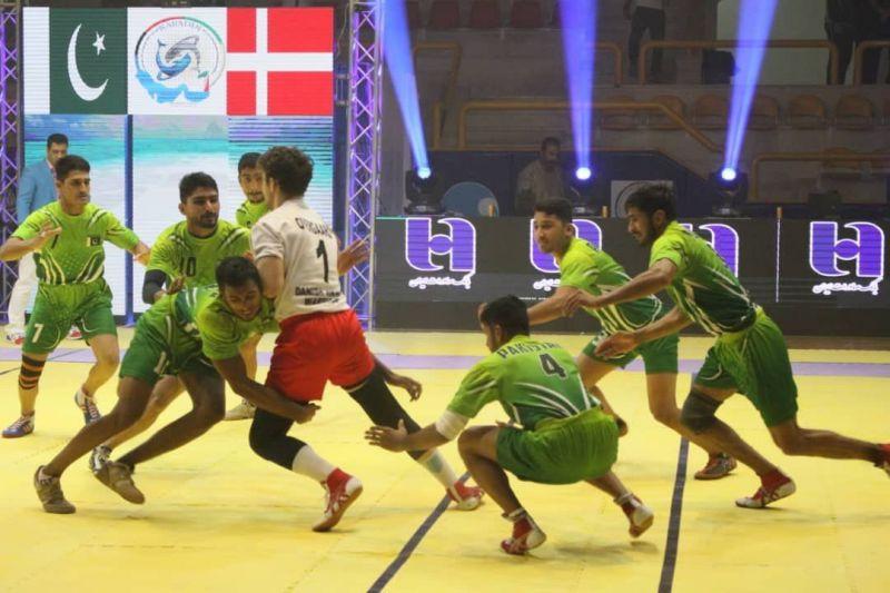 Pakistan vs SriLanka in Quarter Finals 3
