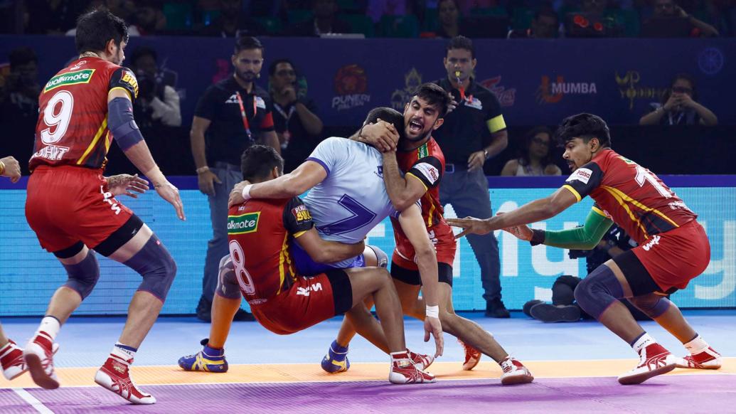 Player Highlights - Ajay Thakur - TT