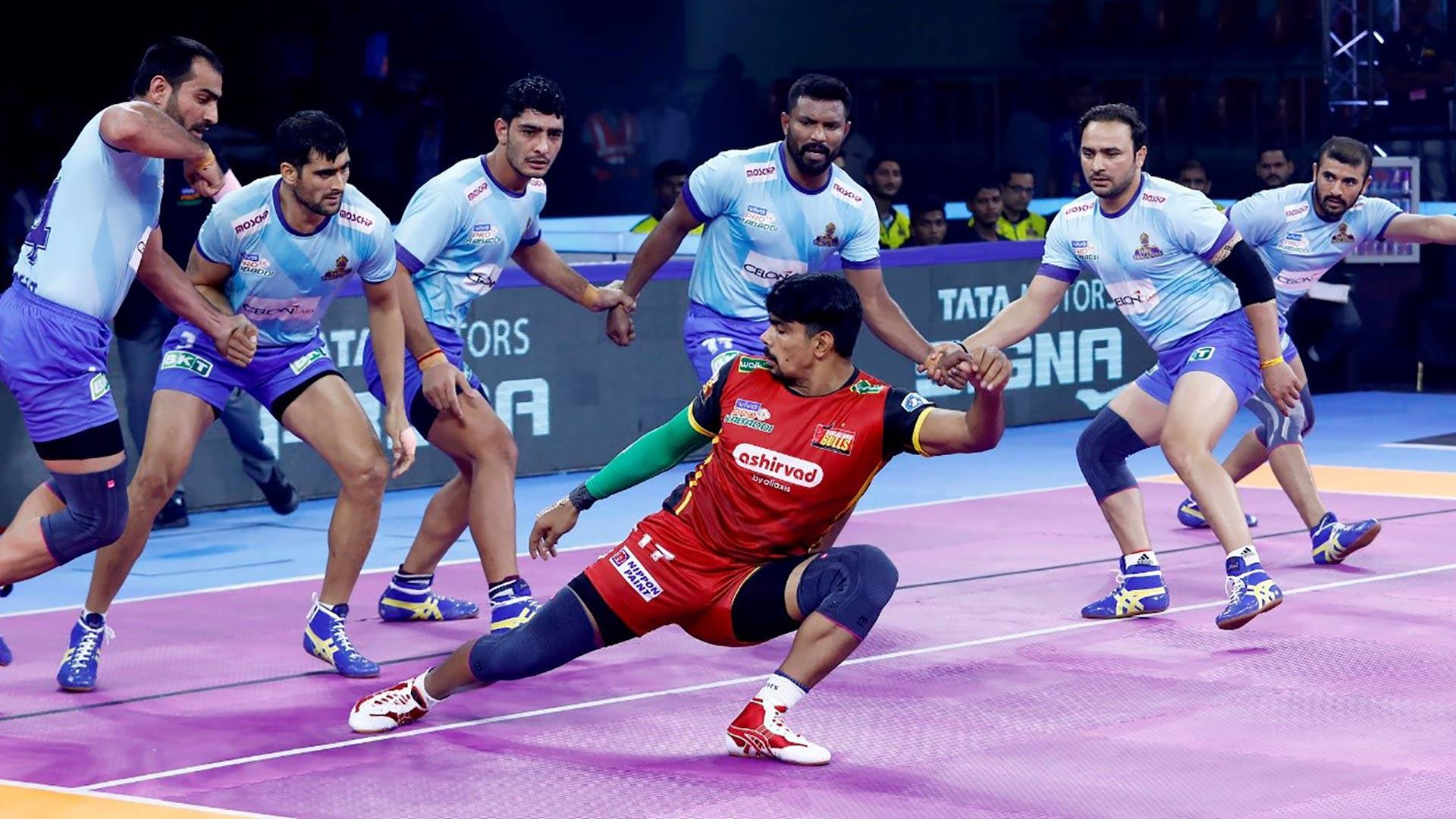 Player Highlights - Pawan Sehrawat - BB