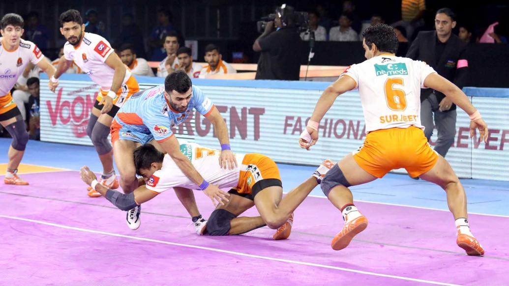 Player Highlights - Manjeet - PP