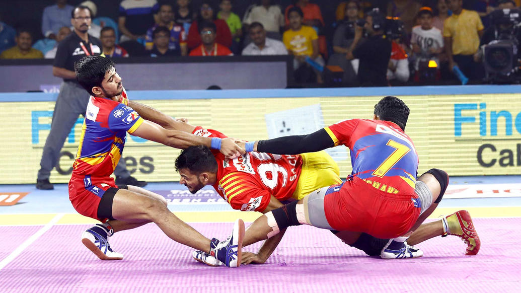 Sachin lead from the front for the Fortunegiants