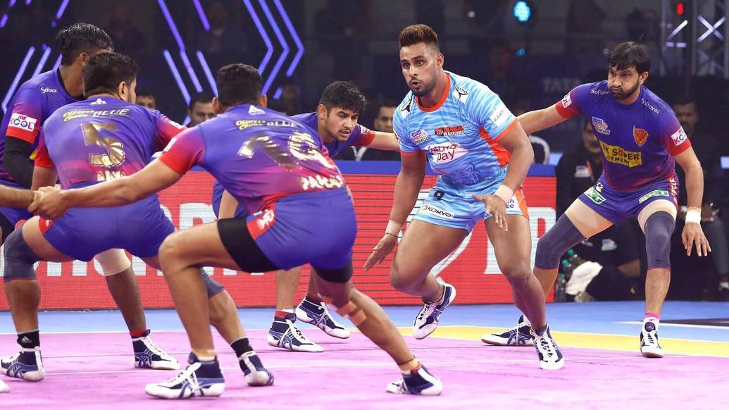 Maninder Singh excels for Bengal warrior