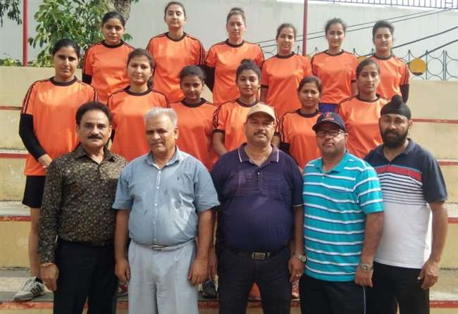 Jammu Kashmir Women Senior National Kabaddi