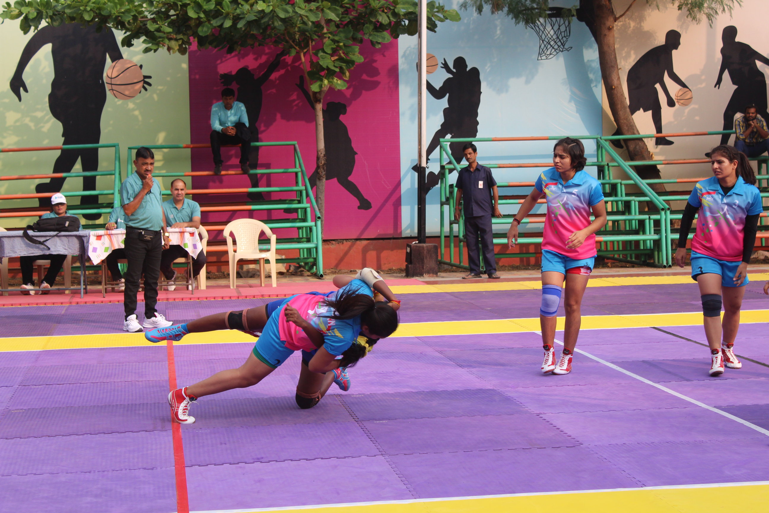 66th womens kabaddi senior national
