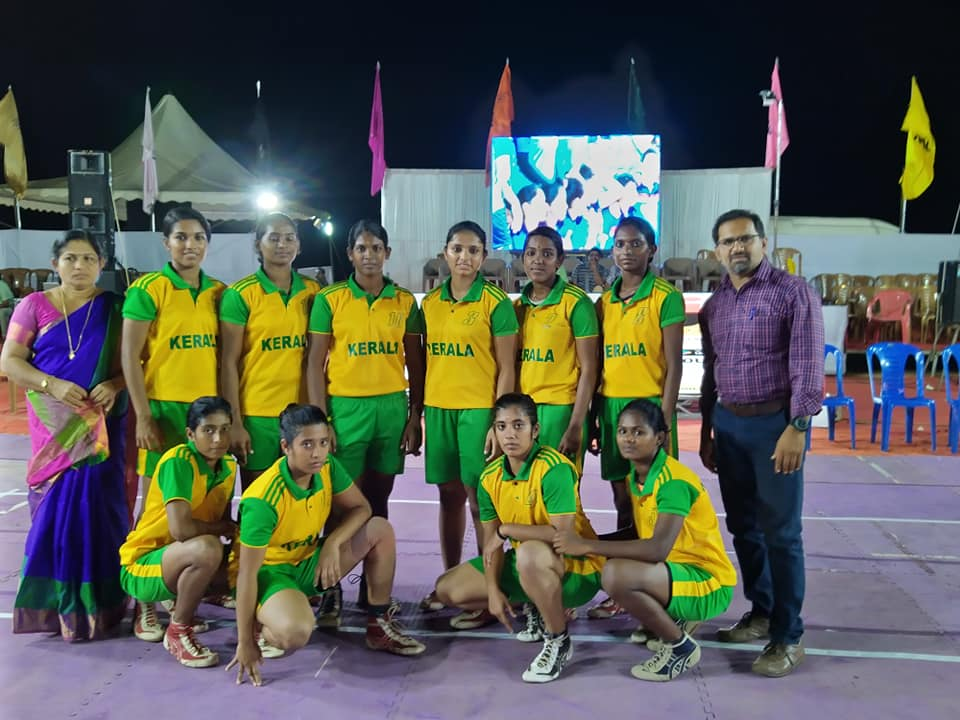 Kerala Queens Kabaddi Team
