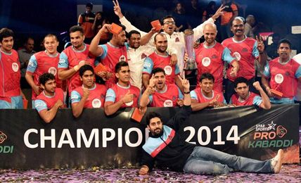Pro Kabaddi League Season 1 Winners