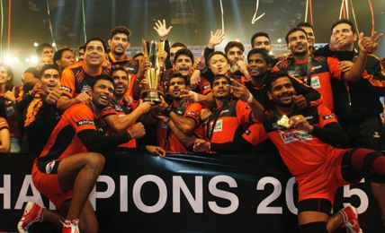 Pro Kabaddi League Season 2 Winners