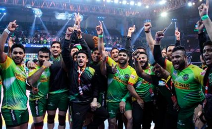 Pro Kabaddi League Season 5 Winners