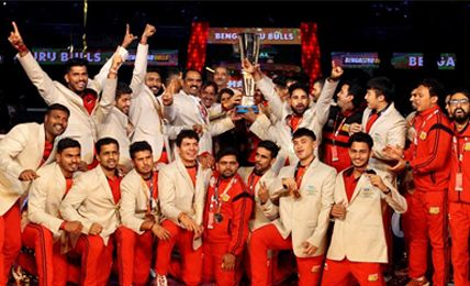 Pro Kabaddi League Season 6 Winners