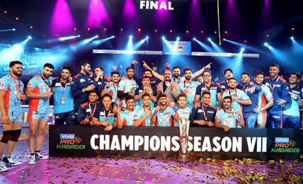 Pro Kabaddi League Season 7 Winners