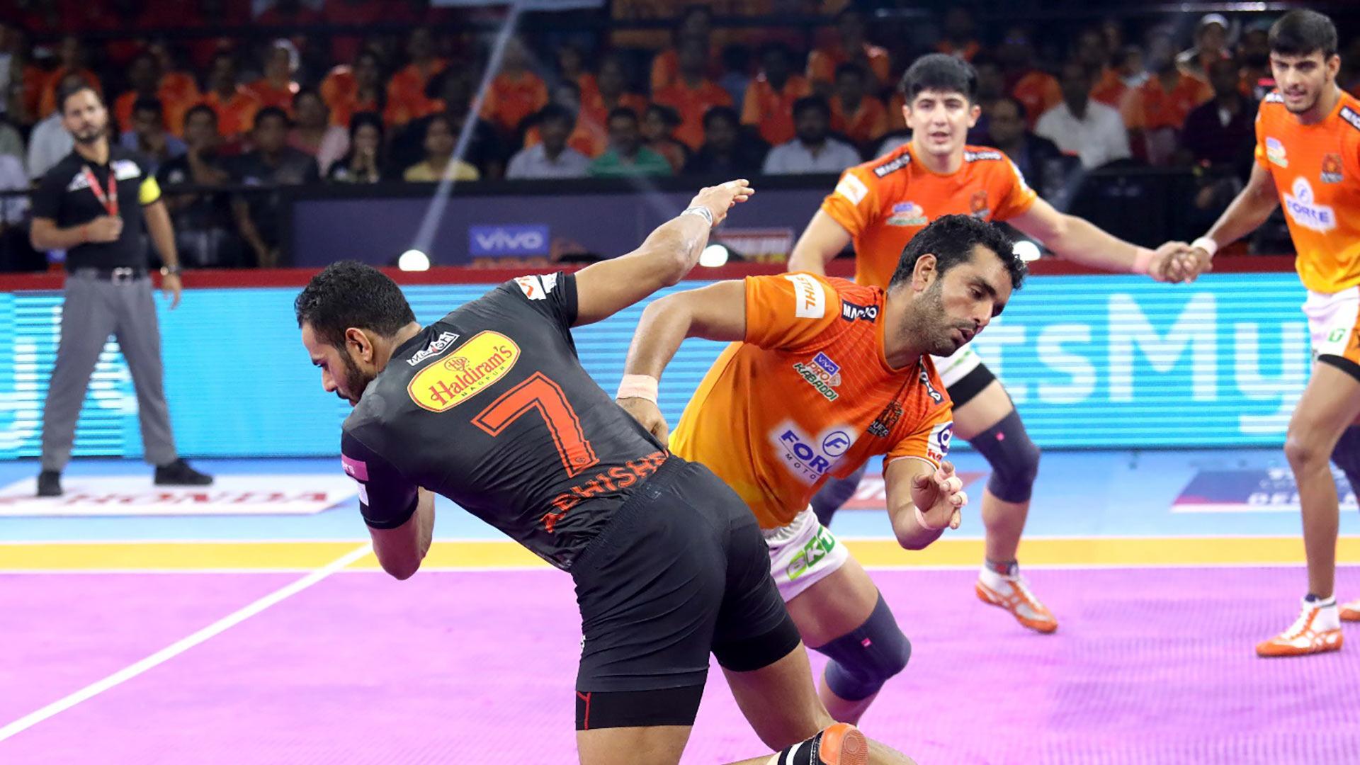 Player Highlight - Abhishek Singh - UM
