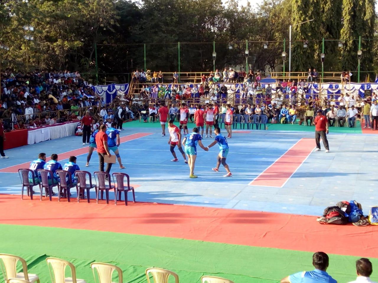 Railway Kabaddi Tournament