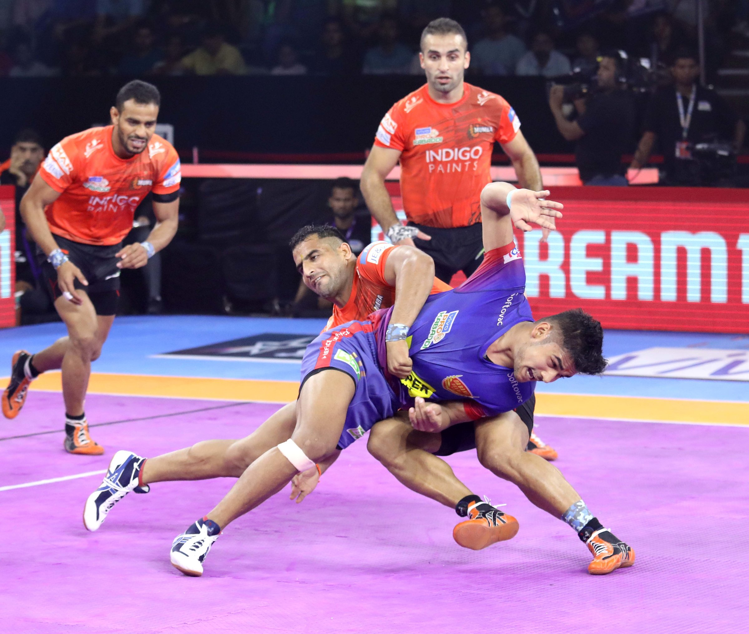 Sandeep Narwal (Pic Courtesy - Puneri Paltan)