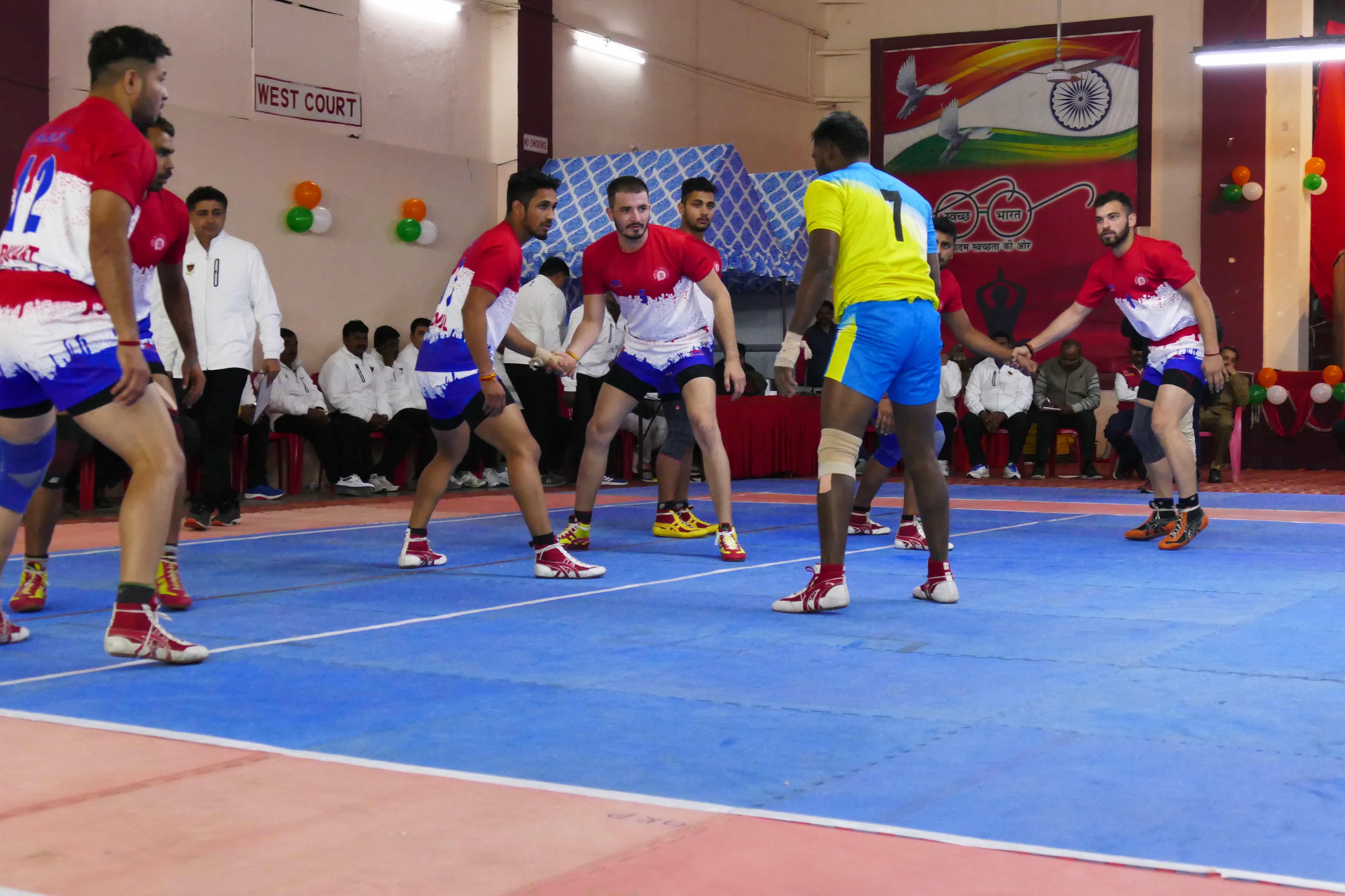 69th All India Inter Railway Tournament