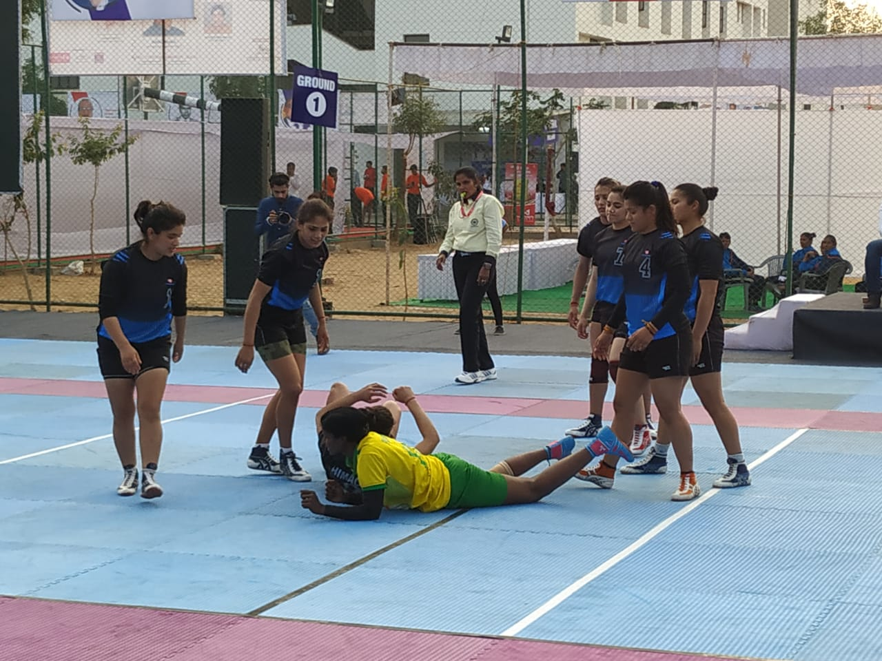Senior National Kabaddi