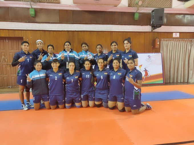 Indian Women's Kabaddi Team