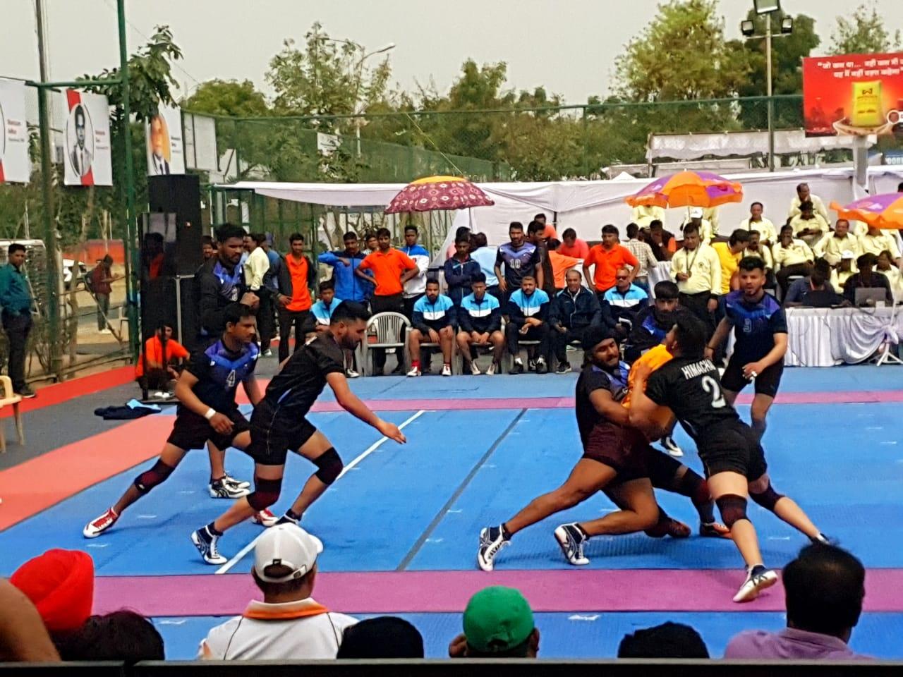 Karnataka vs Himachal match image 2
