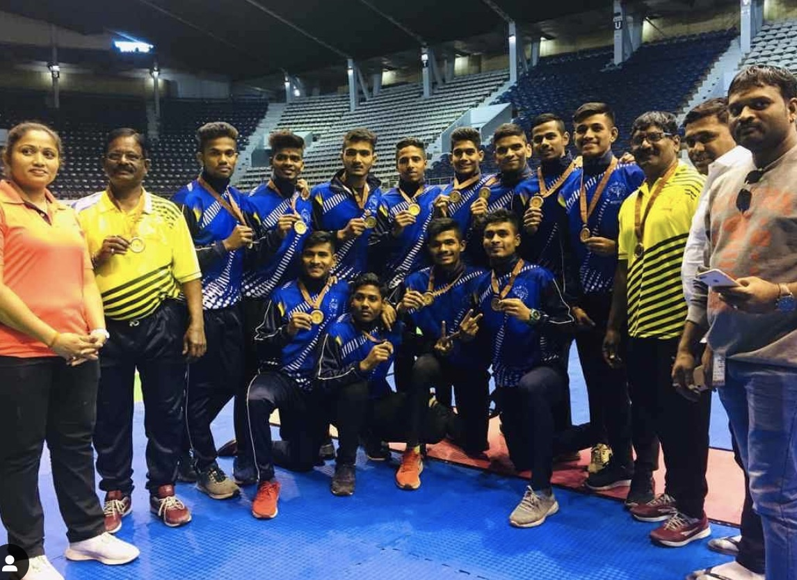 Maharashtra junior kabaddi team