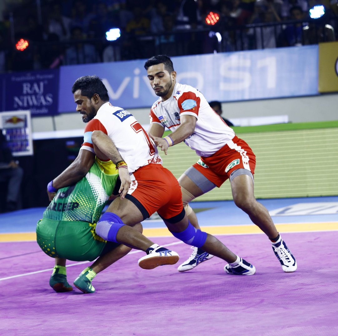 Haryana Steelers Vs. Patna Pirates