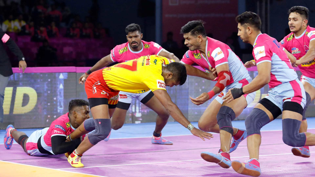 Vishal tackles GB More of the Fortunegiants