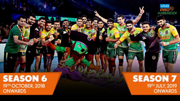 Retainments Likely For Prokabaddi Season 6