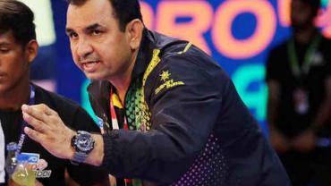 India coach Ram Mehar Singh