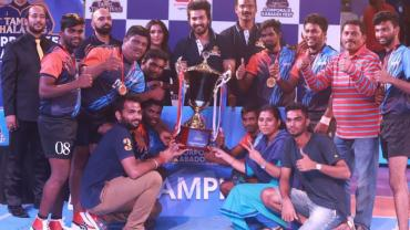 Salcomp won the TT corporate trophy