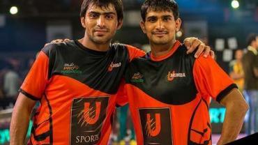 Surender Nada and Mohit Chhillar