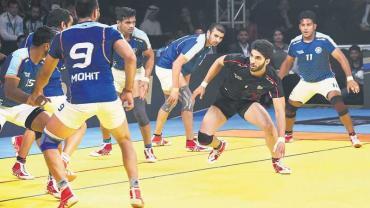 India vs Iran Asian games 2018