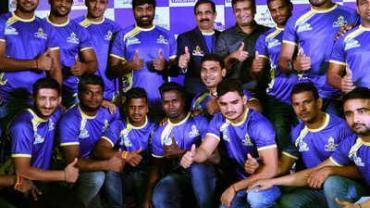Tamil Thalaivas season 6 squad