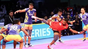 Bengaluru Bulls VS Tamil Thalaivas PKL Day 4