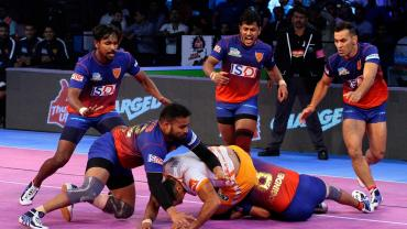 Dabang Delhi VS Puneri Paltan Day 6