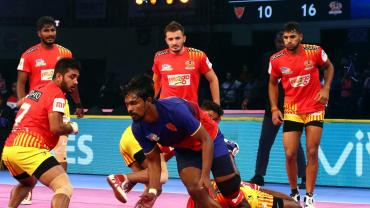 Dabang Delhi K.C. VS Gujarat Fortunegiants Day 3