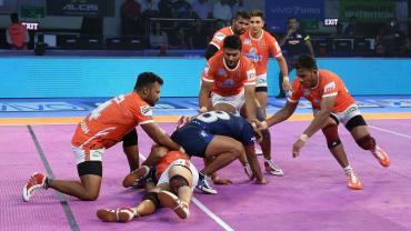 Puneri Paltan VS Haryana Steelers PKL season 6 Day 8