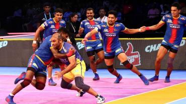Tamil Thalaivas VS UP Yoddha PKL-Day 2