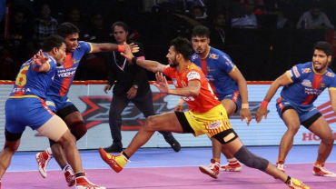 Gujarat Fortunegiants Vs UP Yoddha