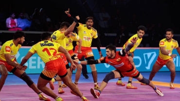 Bengaluru Bulls vs. Gujarat Fortunegiants finale