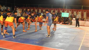 The Railways team won over Services in the finals