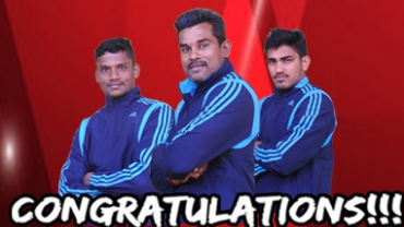 South Central Railway kabaddi team